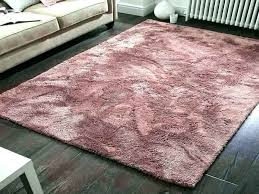lowther rose gold garden area rug cowhide ave photo shoot