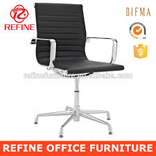 leather office chair modern. Black Modern Executive Leather Office Swivel Chairs Without Wheels Rf-s076e - Buy Wheels,Office Wheels, Chair