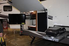 Camper Trailer Kitchen Similiar Rv Trailers With Outdoor Kitchens Keywords