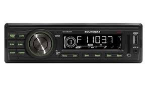 <b>Автомагнитола Soundmax SM-CCR3047F</b> 1DIN 4x45Вт