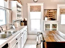 solid surface countertops. Farmhouse Kitchens Designs Built In Stoves Oven Solid Surface Countertops Island White Wooden Cabinets Silver Color Stainless Steel Countertop Grey Granite