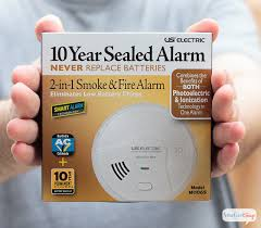 what if i told you that you never have to change a smoke detector battery again