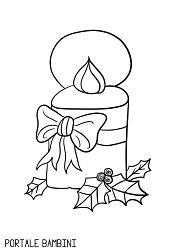 Disegni Di Natale Gratis Da Colorare