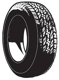 tires clipart black and white. Image Free Stock Automobile Care Maintenance Service New Tires With Clipart Black And White