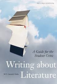 writing about literature second edition broadview press written