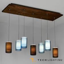 lovely tech lighting chandeliers port led freejack rectangle canopy lighting elegant tech chandeliers