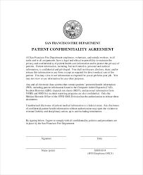 Confidentiality Agreement Sample Gtld World Congress