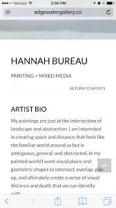 artist biography exles templates emerging bio makeup