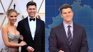 SNL's Colin Jost TRICKED Into Making ...