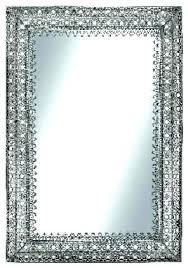 rectangle mirror frame.  Frame Large Rectangular Wall Mirrors Black Rectangle Mirror Interiors Silver  Framed Ck Frame Single In Chrome For Extra Rectan