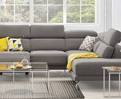 grey leather furniture. Shop Now In Grey Leather Furniture