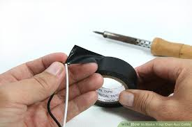 how to make your own aux cable 7 steps pictures wikihow image titled make your own aux cable step 6