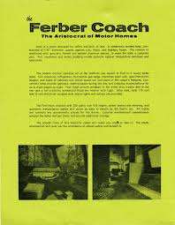 a mystery no more the fabulous ferber hemmings daily ferber motor coach ferber motor coach