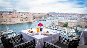 Les Trois Forts Sofitel Vieux Port In Marseille Restaurant Reviews