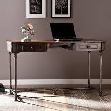 contemporary wood office furniture. Contemporary Dark Wood Office Desk. Boston Loft Furnishings Jordan Tobacco Writing Desk Furniture D