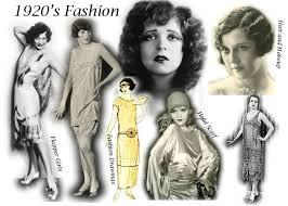 for me this moodboard represents everything i think of when considering 1920s fashion and myrtle i have looked at flapper s vibrant colours for an