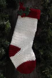 Crochet Stocking Pattern Impressive Christmas Stocking Crochet Pattern