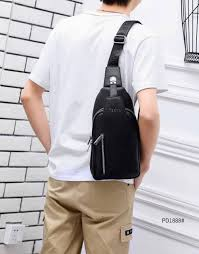 NEW ARRIVAL* *OUR NEW LEATHER COLLECTION FOR MAN* *PEDRO FERGUSON LEATHER  SLING BAG FOR MAN PD | Shopee Indonesia