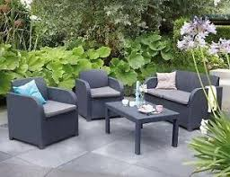 image outdoor furniture. Plastic Rattan Garden Furniture Image Outdoor E