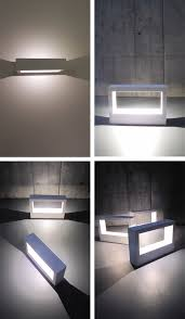 Interesting Wall Lights Tr6203 Led Wall Light Shadow Sculptural Wall Light For