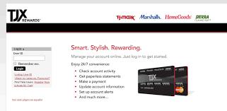 tjx rewards bill pay