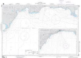 Nga Nautical Chart 25800 Isla Beata To Isla Saona