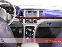 Chevrolet Impala 2000-2005 Dash Kits | DIY Dash Trim Kit