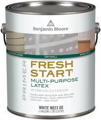 exterior paint primer tips. masonry primer / oil-based latex acrylic - fresh start® exterior paint tips c