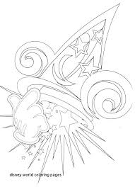 Disney World Coloring Page Pictures Best Pages Images On For Ride