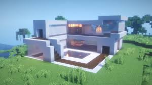 House graphy, house, white and red house illustration, angle, building png. First Time Ever Building A Modern House Thoughts Minecraft