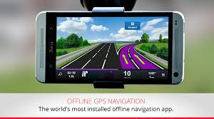 sygic's gps navigation  maps app is among the most popular when