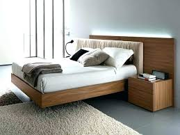 Bed Frame Styles Low King Size Bed Frame Contemporary King Size Bed ...