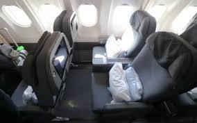Xtra Airways Seating Chart Review Sas Plus Premium Economy A340 Copenhagen To San