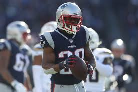 New England Patriots Rb Depth Chart Patriots Rb James White Entering 2019 Off The Best Season Of