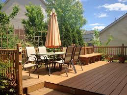 can you build a deck without footings