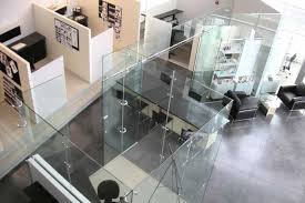 glass office divider