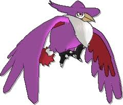 Pokemon Murkrow Evolution Chart