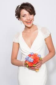 Inspiratie En Tips Voor Een Tof Kort Bruidskapsel