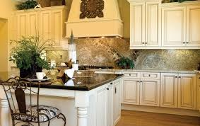 Kitchen Design With White Cabinets Mesmerizing All Wood Cabinets Haven Biscuit Glaze