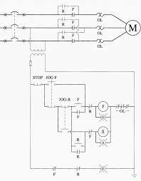 ladder logic for special motor control circuits jogging andversing reverse forward starter wiring diagram ladder logic for special motor control circuits jogging andversing circuit motor wiring diagram 3 phase generator