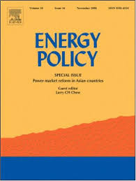 Energy Policy Journal - Re-fueling Road Transport in India