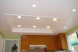 Flush Mount Fluorescent Kitchen Lighting Home Depot Kitchen Ceiling Lights Interior Delta Kitchen Faucets