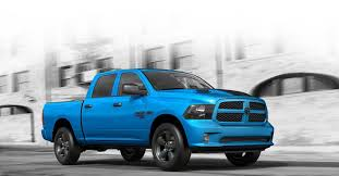 2019 Ram 1500 Classic Express Hydro Blue - Special Edition