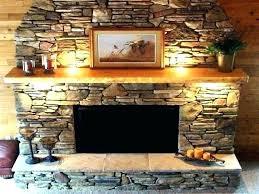 river rock fireplace beautiful stacked stone fireplace cost and river rock fireplace medium size of stacked river rock fireplace
