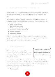 Make My Resume Better Resume Objective Examples Make My Better