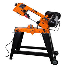 metal cutting band saw with