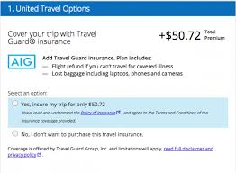 Sample Doctors Note For Travel Cancellation Is United Airlines Travel Insurance Worth Buying Company Review