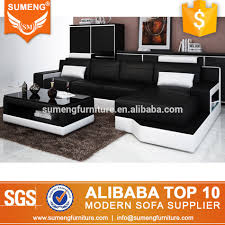 Guangzhou Furniture Leather Living Room Sofas Guangzhou Furniture - Leather livingroom