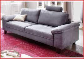 Sofa Microfaser 124985 2 5 Sitzer Sofa In Mikrofaser Steel