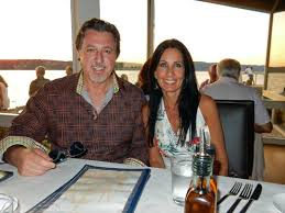 Dobbs Ferry Chart House Restaurant Table With A View Rosario Cassata And Carolyn Cassata